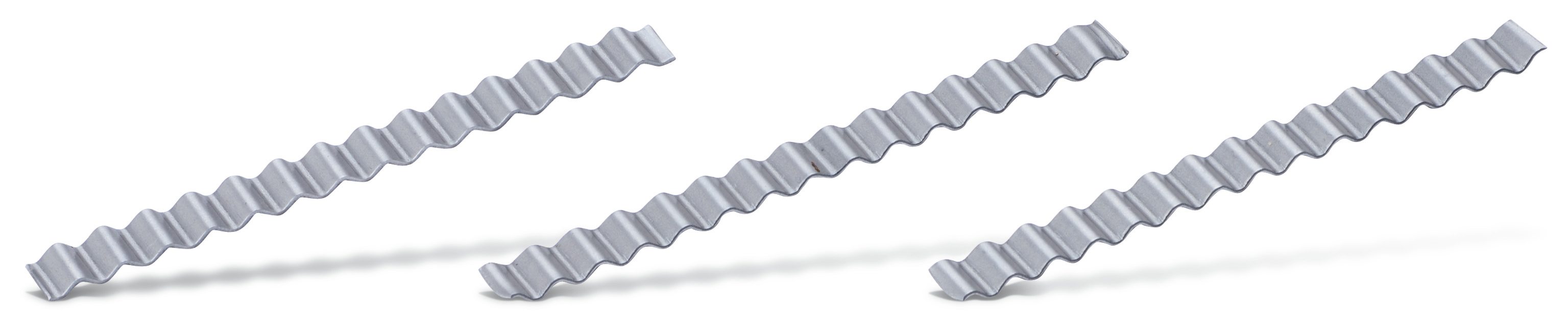 Corrugated links Pajarito