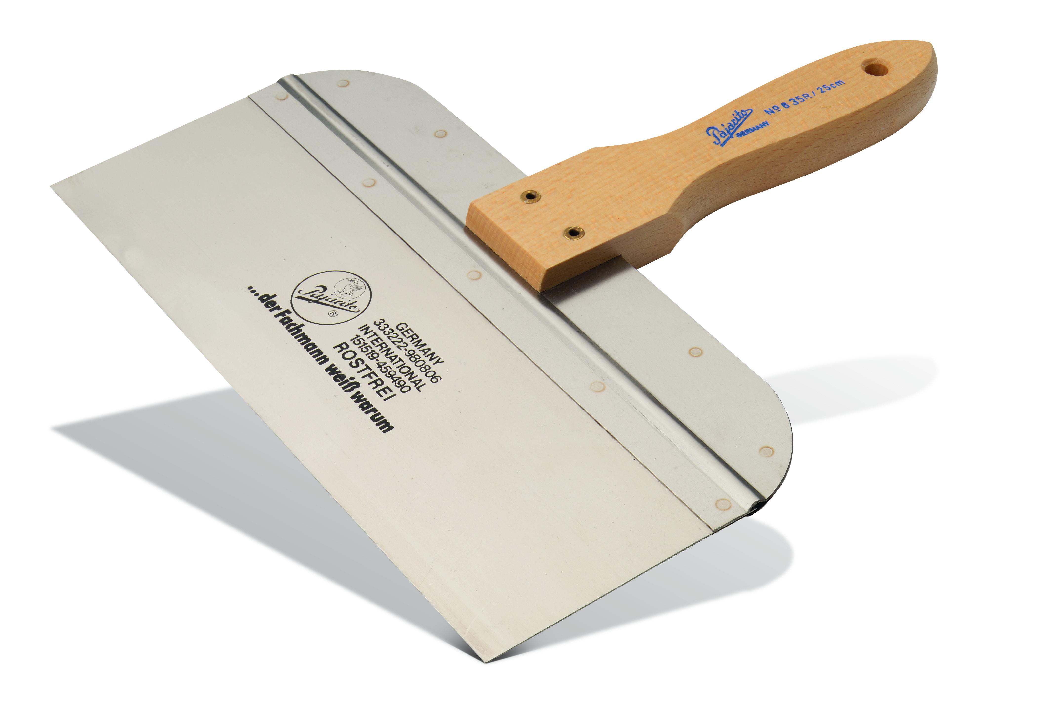 Taping knife, wide Pajarito