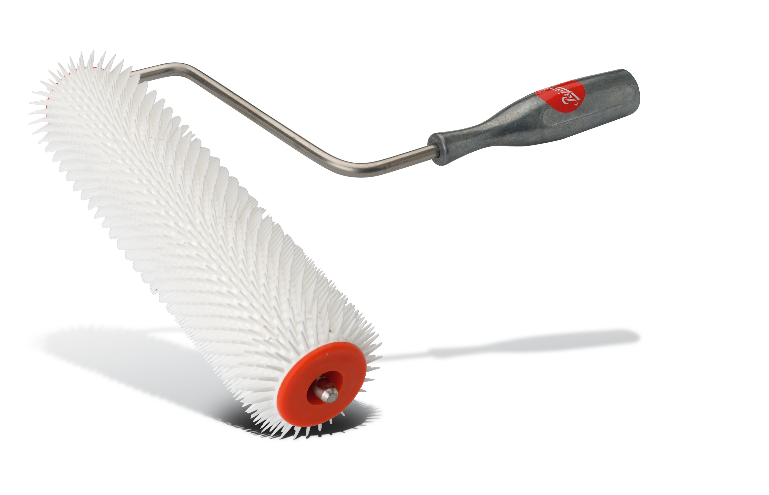 Spiked roller Pajarito