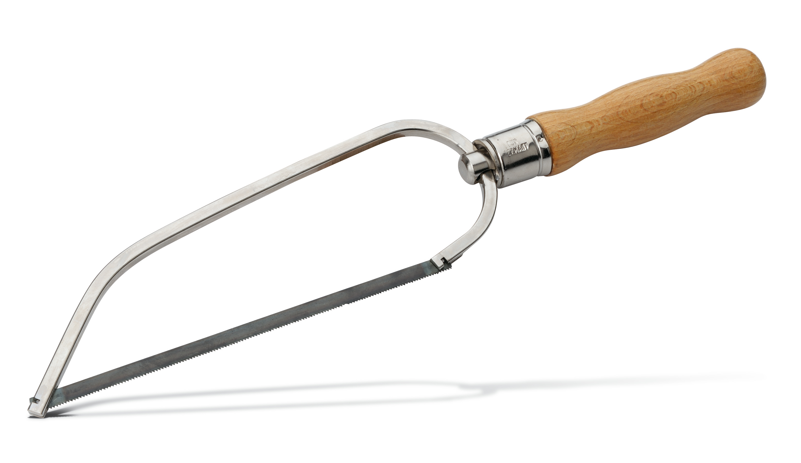 Adjustable hacksaw Spare blades for wood (no illustration) Pajarito