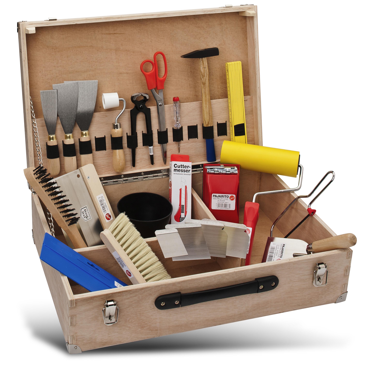 Apprentice tool box Pajarito