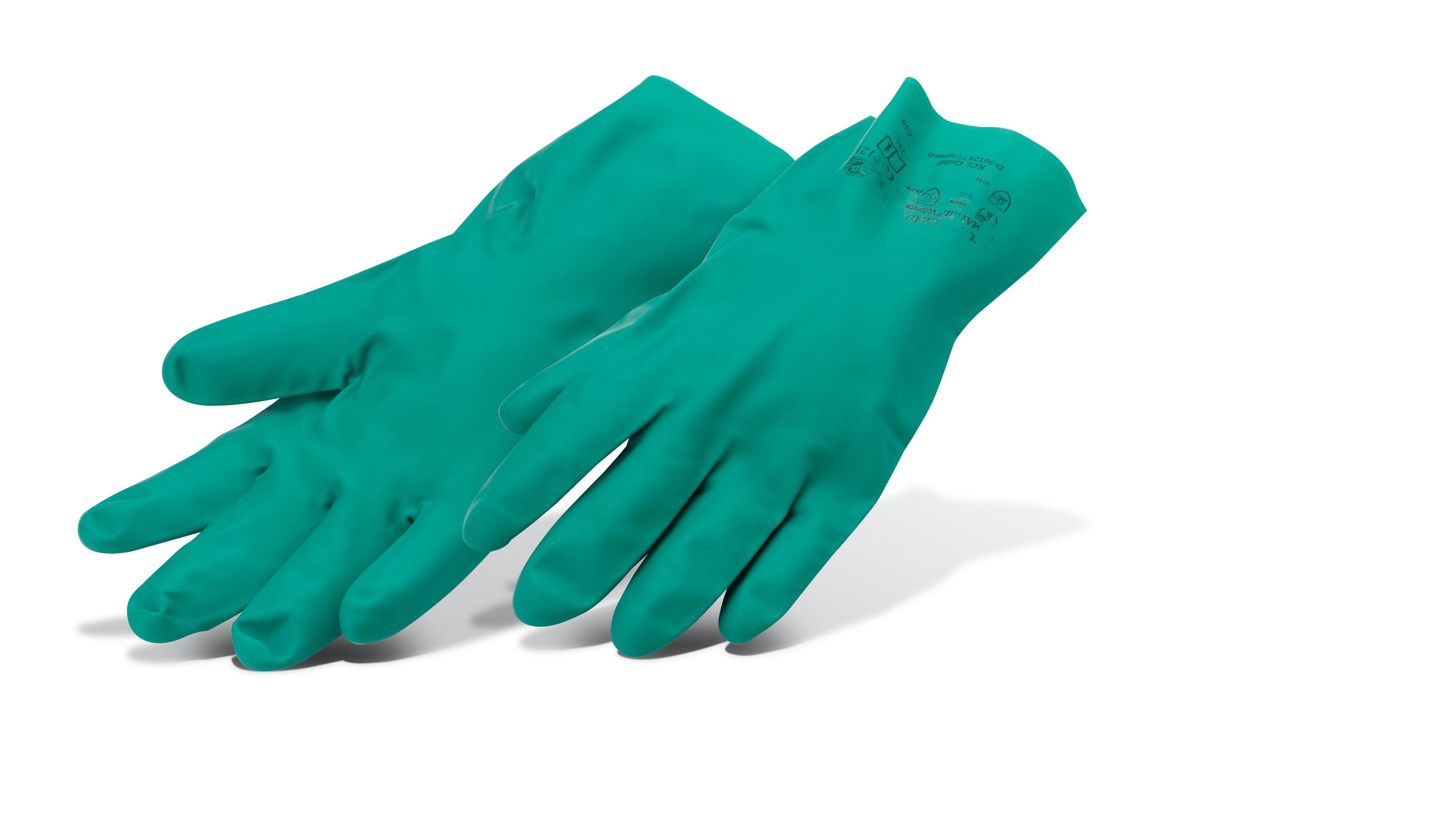Protective gloves, nitrile Pajarito