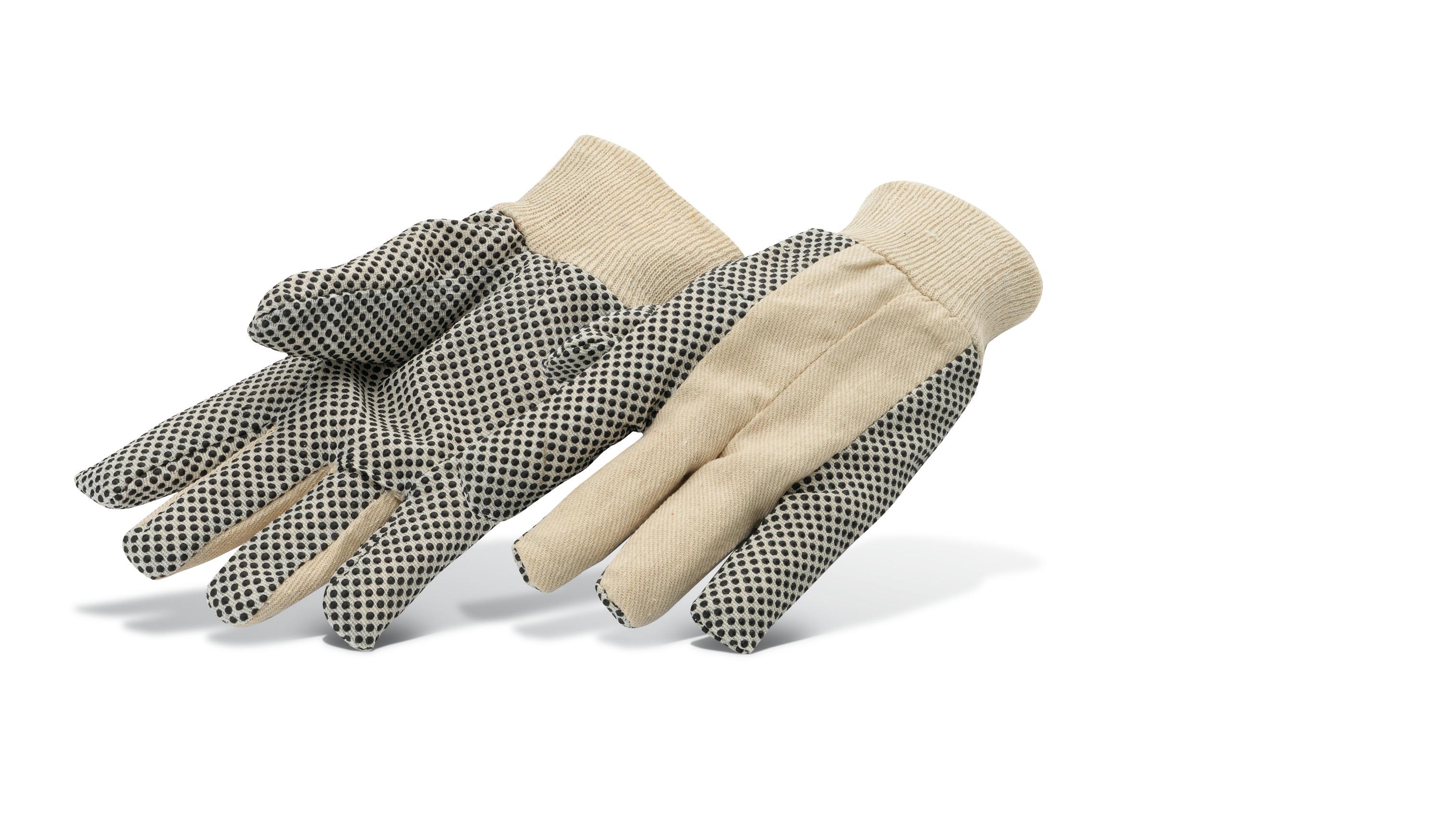 Beaded gloves Pajarito