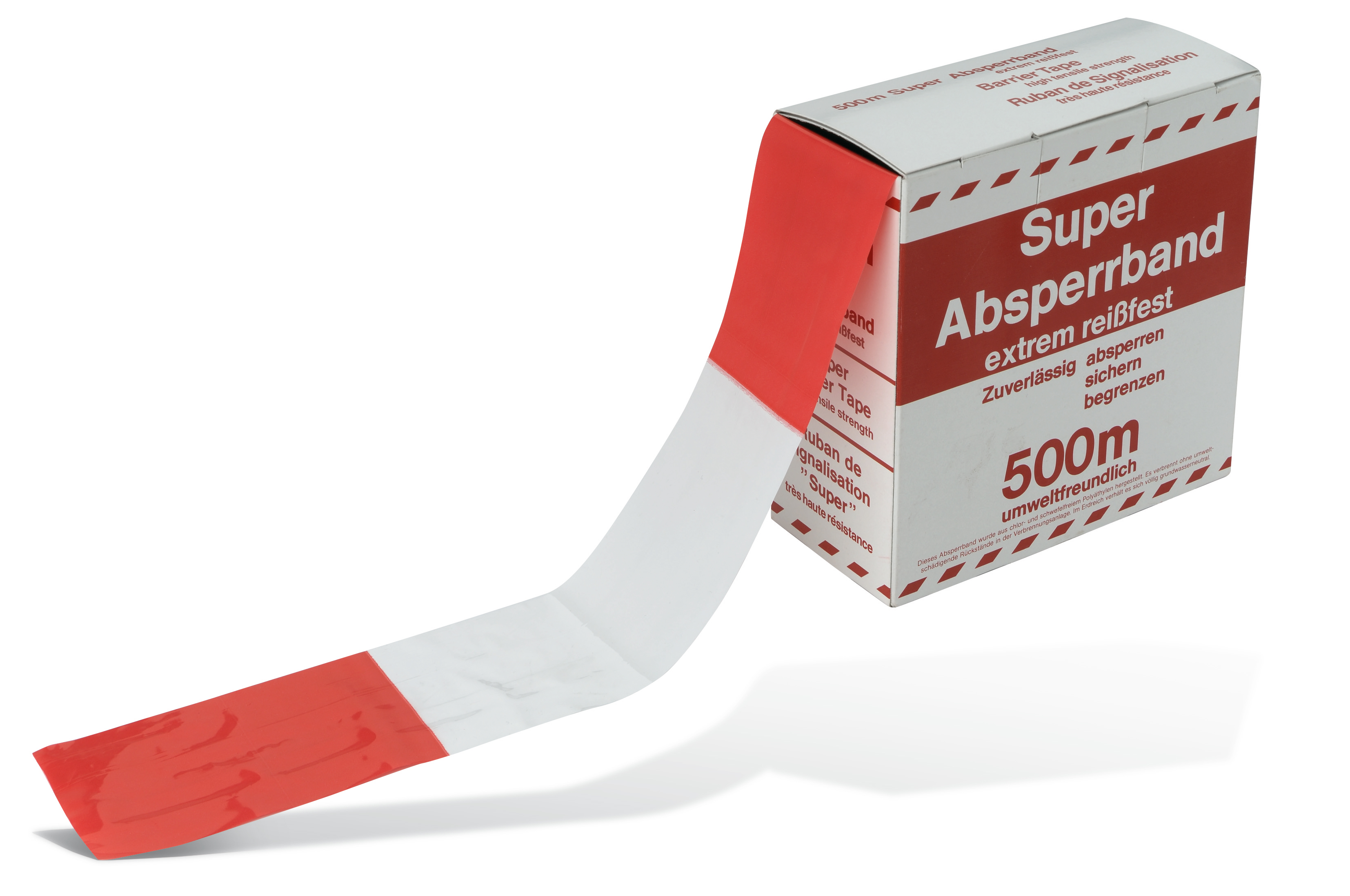 Barrier tape Pajarito
