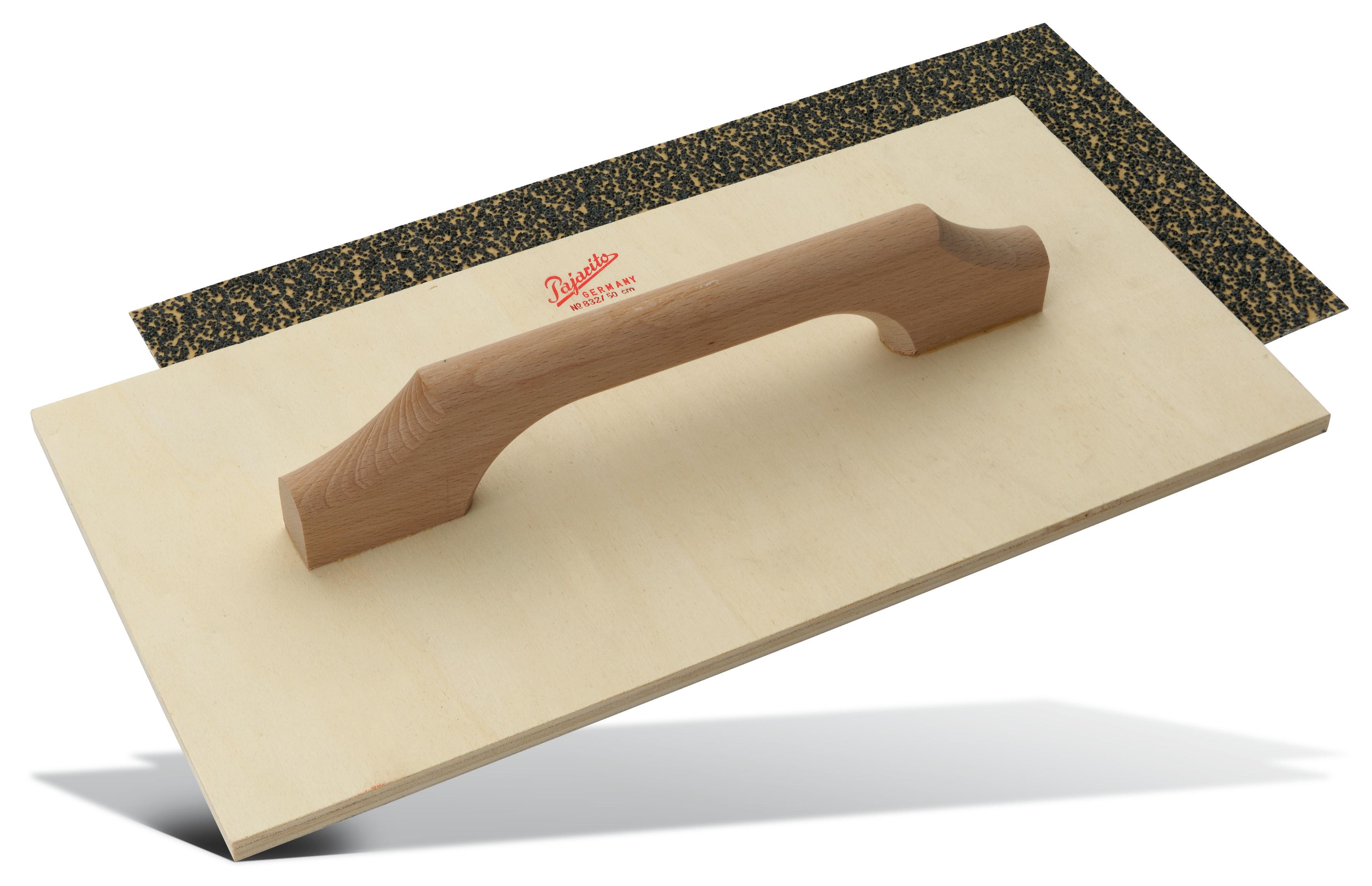 Corundum-coated paper, self-adhesive grain size 16 Pajarito