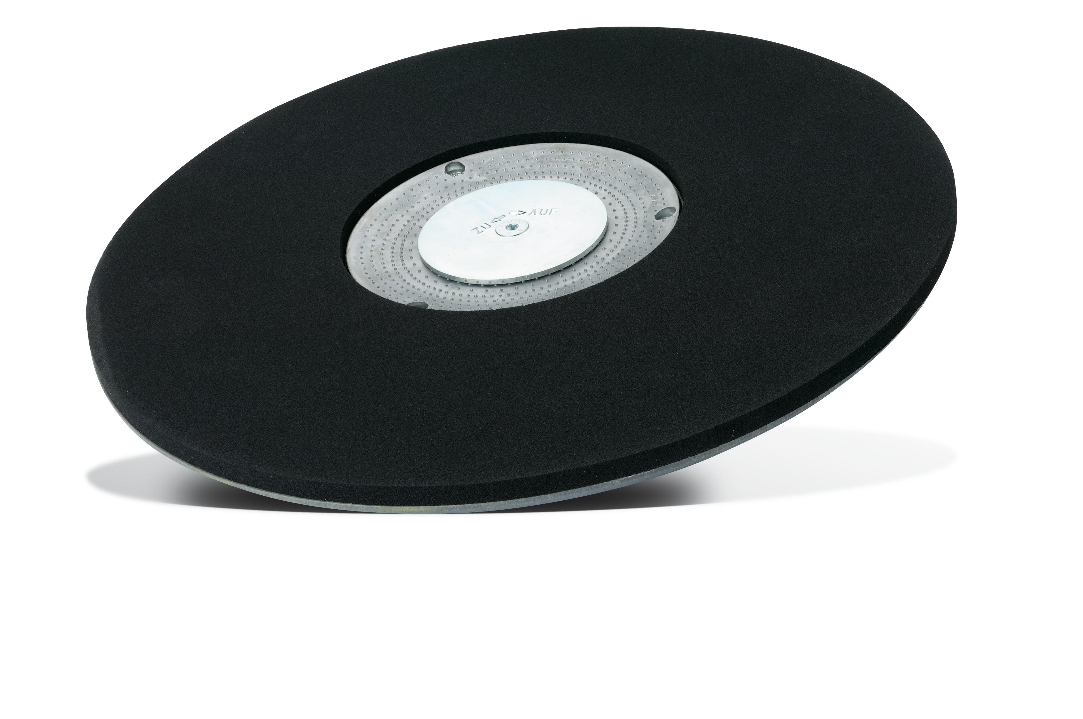 Disc holder with rubber-foam padding 420 mm diameter Pajarito